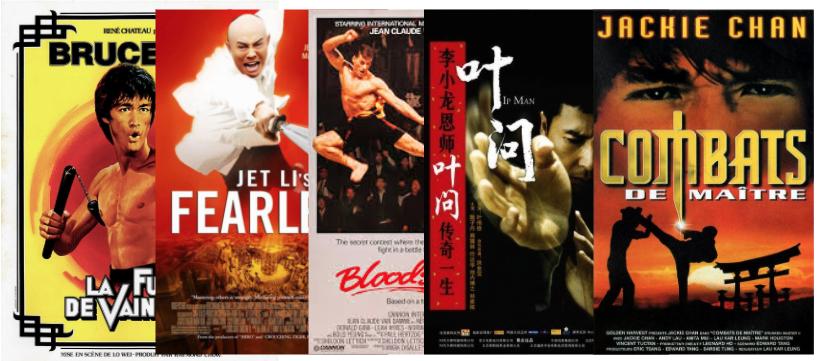 Top 5 Meilleurs films d'arts martiaux
