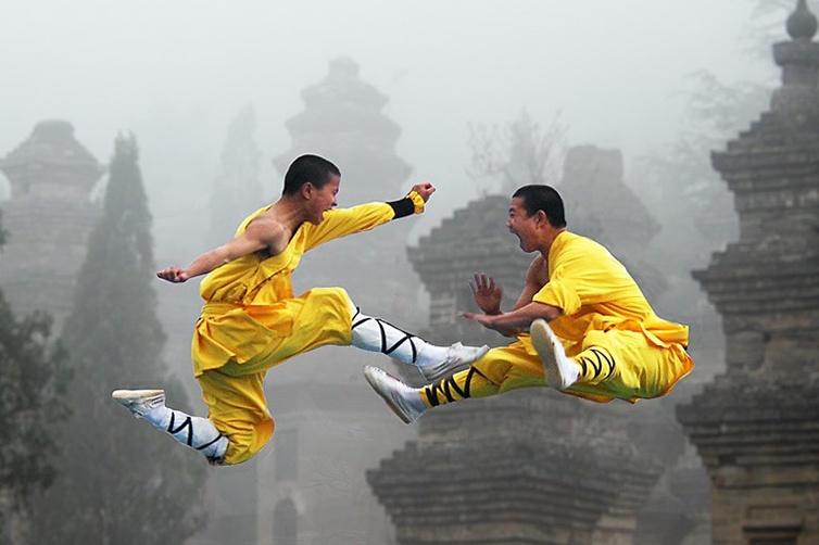 Shaolin Shaolin Kung Fu rive sud