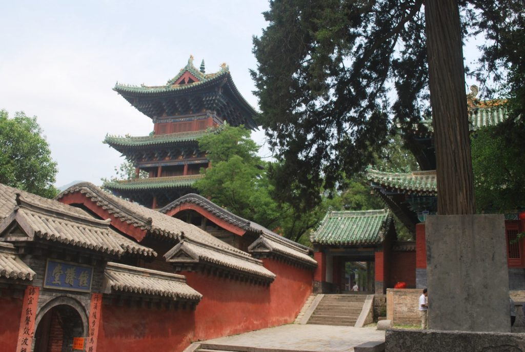 Temple de Shaolin Kung Fu
