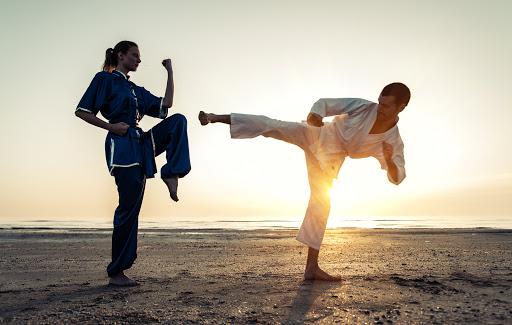 Les écoles d'arts martiaux réclament la reprise !