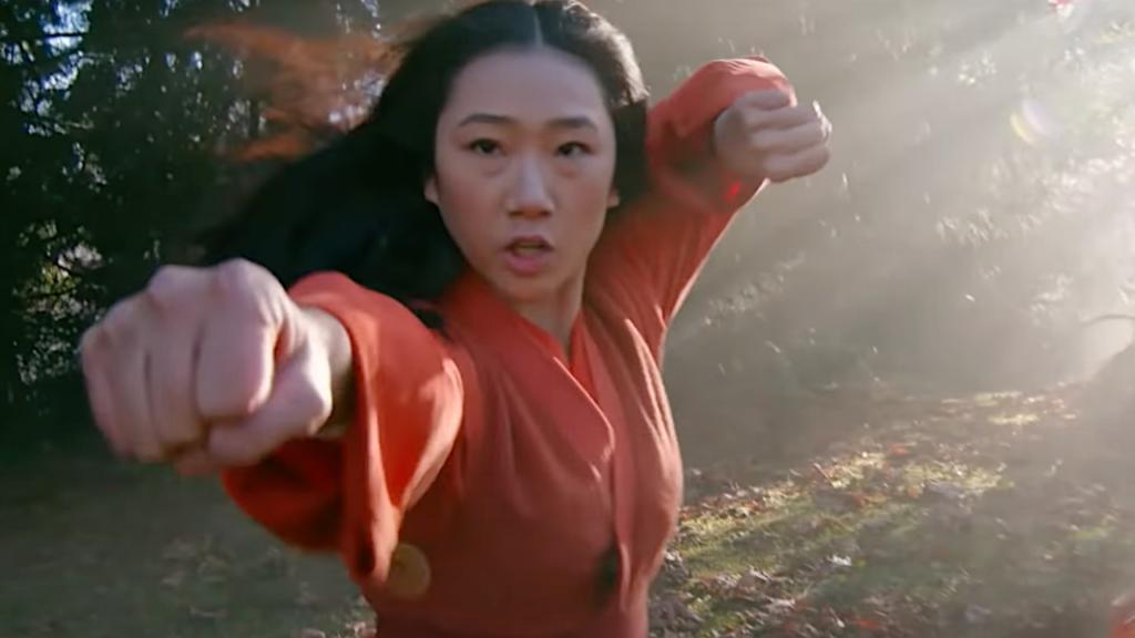 Le remake de Kung Fu