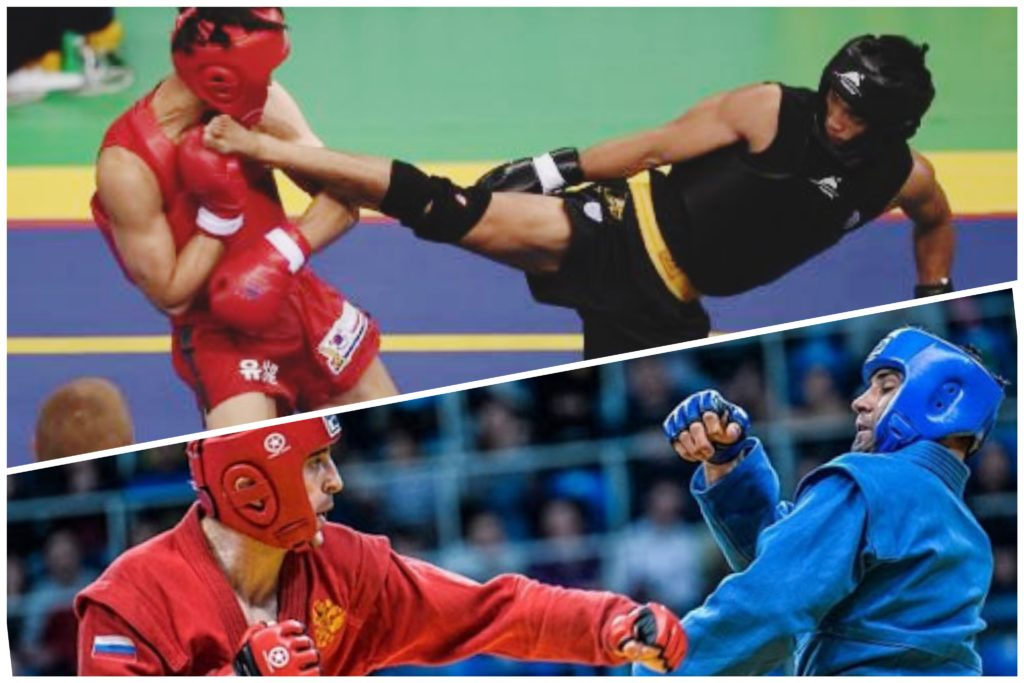 Wushu et Sambo au World Games